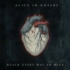 Alice In Chains - Black Gives Way To Blue (NEW CD)