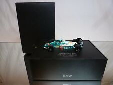 MINICHAMPS BMW BENETTON B186 - MEXICO 1986 - BERGER F1 1:43 - EXCELLENT IN BOX