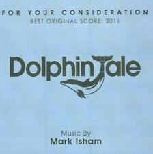 For Your Consideration Dolphin Tale Best Original Score FYC PROMO Music CD Isham