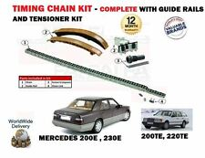 FOR MERCEDES 200E 230E W124 200TE 220TE S124 1986--> TIMING CHAIN TENSIONER KIT