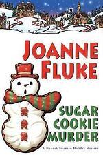 Sugar Cookie Murder by Joanne Fluke (2004, Hardcover) First Printing