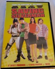 Saving Silverman (Dvd, Pg-13) Jason Biggs, Jack Black