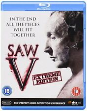 Saw V [Blu-ray] [DVD][Region 2]