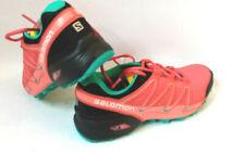 Originalität Damen Salomon Schuhe Schuhe Blau Wings Pro Lauf