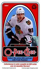 2013-14 O-Pee-Chee (OPC) Hockey Factory Sealed Hobby Box