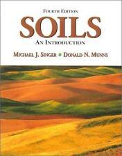 Soils: An Introduction by Singer, Michael J., Munns, Donald N.