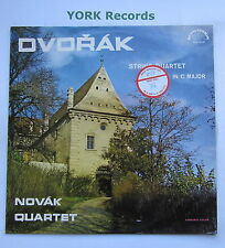 SUA 10197 - DVORAK - String Quartet No 11 NOVAK QUARTET - Ex Con LP Record