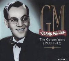 Glenn Miller THE GOLDEN YEARS (1938-42) Best Of 98 Essential Songs NEW 4 CD