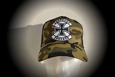 Choppers Forever,Trucker Cap,Camouflage,Ride,Mütze,Harley,Honda,Yamaha,Suzi,Kawa