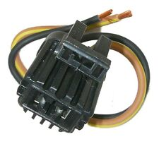 Parts Master 84056 2-Wire Black HVAC Blower Motor Connector for Ford Products