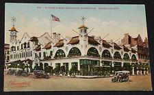 1910-15's - SPOKANE'S GREAT RESTAURANT - DAVENPORTS, WASHINGTON, USA - POSTCARD