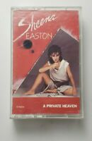A PRIVATE HEAVEN  by SHEENA EASTON cassette