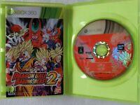 Dragon Ball Raging Blast 2 360 BANDAI Microsoft Xbox360 From Japan
