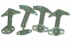 Bonnet Hood Clip Latch Set of 4 Military Green For Wrangler Willys Ford Jeeps