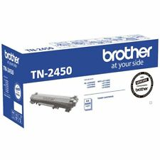 Brother Tn-2450 Genuine Black 3k Toner Cartridge