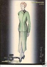 "Babylon 5 Special Ed. ""Original Costume set""18 card set"