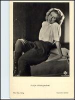 DDR Postkarte Kino Bühne  Film.Foto.Verlag Schauspielerin Antje Weisgerber