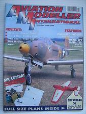 Aviation Modeller International - October 2000 Complete with Unused Plan