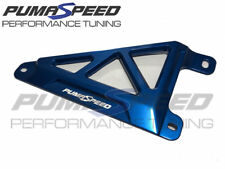 Pumaspeed Ford Fiesta Mk8 and Mk8 ST Battery Tie Down - Blue