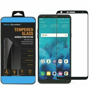 Full Cover Tempered Glass Screen Protector For LG Stylo 5 / Stylo 5 Plus