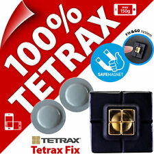 Tetrax Fix Magnetic Car Dash Holder for iPhone 5S SE 6 7 8 XS Mobile Smart Phone