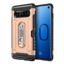 Card Case with Stand Protection Hybrid Case For Nokia 6r89