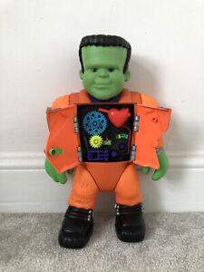 Playskool Frankenstein 1992 Big Frank Fix Me Toy Working