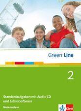 Green Line 2 Standardaufgaben mit Lehrersoftware Top