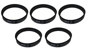 5 Belts to fit Filter Queen Power Head Canister Vacuum Cleaner - NEW