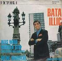 """Bata Illic Was Wird Morgen Sein Non Mi Dir 7"""" Single Vinyl Schallplatte 21071"""