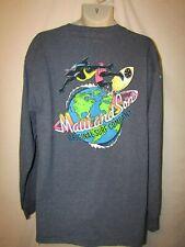HUMMEL HML Maui T-Shirt L//S Langarmshirt Majolica blue  206003 NEU