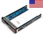 "For HP 651314-001 Drive Tray Caddy 3.5"" Smart G8 G9 SAS SATA Screws"