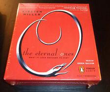 "New! KIRSTEN MILLER ""The Eternal Ones"" (8-CD Audio book 2010) Unabridged SEALED"