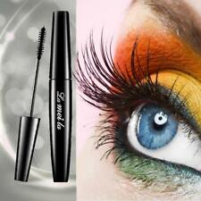 Black 3D Waterproof Mascara Eyelash Eye Lashes Extension Lengthening Thickening&