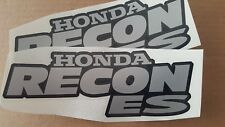 Honda Recon ES Gas Tank  Decal set stickers moto hrc recon foreman 250 300