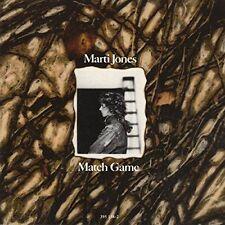 Marti Jones - Match Game / A&M RECORDS CD 1986