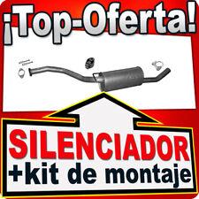 Silenciador intermedio FORD TOURNEO CONNECT 1.8 TDCI Escape ANK