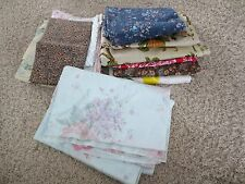 NEW PRINTED FABRIC SEWING MATERIAL, LOT