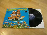 LP Zauberreich Kinderland Hörspiele Lieder Geschichten für Kinder Vinyl FONTANA