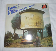 "BOXCAR  WILLIE * ""TAKE ME HOME"" *  (1980) BIG R RECORDS  VINYL  LP  *  EXC MINUS"