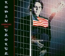 Robin George - American Way (2004)  4 Track CD Single  NEW/SEALED  SPEEDYPOST