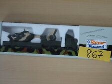 ROCO MINITANKS HO type 867 camion avec huibschrauber chargement article neuf