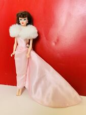 Barbie Doll 1996 Enchanted Evening Brunette 1960 Reproduction Collector