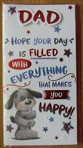 DAD MEDIUM SIZE BIRTHDAY CARD