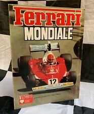 1975 FERRARI MONDIALE YEARBOOK BROCHURE ANNUAL F1 REPORT 312 T B3 NIKI LAUDA WIN