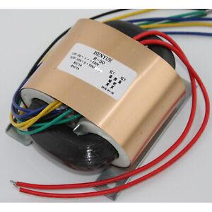R30 40W Y Type DAC Power Y Transformer 15V-0-15V 9V 1794 4399 4495 DAC