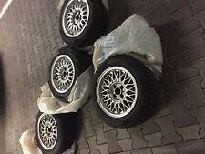 Bmw e30 BBS 7jx15 munich cruz radios Hankook weave Mesh Wheels RZ RS GTI