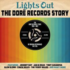 LIGHTS OUT-DORE RECORDS 3 CD NEW!