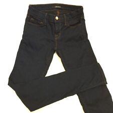 J Brand Jeans Womens Skinny Jean Dark Blue Stretch Size 24