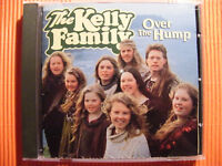 CD The Kelly Family / Over the Hump - Album 1994 - EAN 78214286521